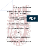 Procesos de Manufactura_Culata