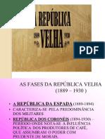 Presidentes Da República Velha