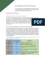 Actividad 2 Fisiologia de Frutas y Hortaliza