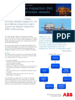 Non-Intrusive Inspection (NII) of Offshore Process Vessels(CAS132a)