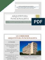 02 Aula Arquitetura Funcionalista Pasini