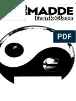 Frank Close - Antimadde