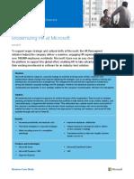 3723 Modernizing HR at Microsoft BCS