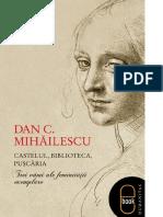 Castelul Biblioteca Puscaria - Dan C Mihailescu