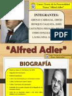 Alfred Adler Exposición