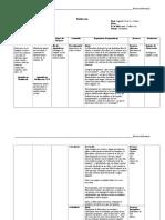 Planificación 5 - Reconocer Texto