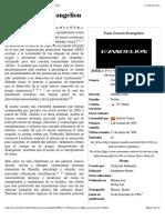 Neon Genesis Evangelion - Wikipedia, La Enciclopedia Libre