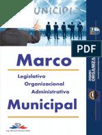Diseño Organizacional Organización Municipal - PERÚ
