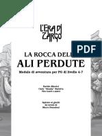 Anteprima - La Rocca Dalle Ali Spezzate