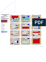 2010-2011 CSS Calendar