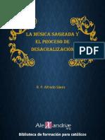 La Musica Sagrada - Alfredo Saenz