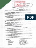 Note 200-MINFI-DGD DU 03 NOV 2009 Précisant Les Modalités Pratiques de Constatation Des Infractions en Matière e Transit Le Long Des Corridors Conventionnels002
