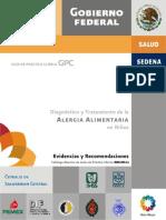 Alergia Alimentaria (EyR)