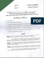Décision MINFI d'Intégrer Le Scanner Sgs007
