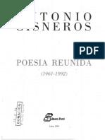 Cisneros, Antonio - Las Inmensas Preguntas Celestes