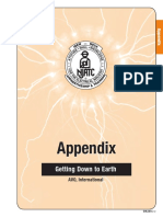 Appendix Getting Down to Earth