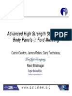 06 - AHSS Outer Body Panels in Ford Mustang