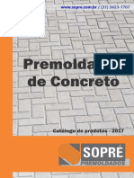 Catalogo SOPRE 2017