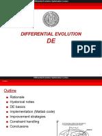 Differential Evolution