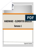 Semana 1 Part 1 El Hardware -Basics Elements