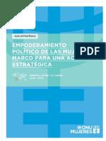 EMPODERAMIENTO POLITICO DE LAS MUJERES LAC 2014-17 UNWOMEN.pdf