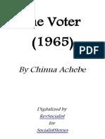 ACHEBE. The Voter.pdf