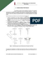 Capitulo 6. Introducción a Las Fundaciones Profundas-Pilotes