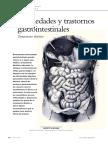 Enfermedades y trastornos gastrointestinales
