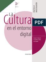 La Cultura Entorno Digital