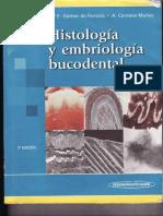 Histología Bucodental