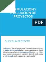 21065793 Formulacion y Evaluacion de Proyectos