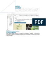 Tipo de Editores HTML