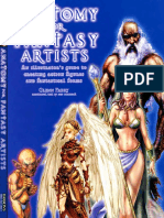 Anatomy for Fantasy Artist