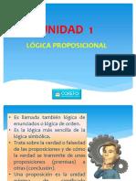 Unidad 01 Logica Proposicional