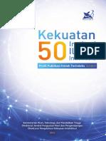 Kekuatan 50 Institusi Ilmiah Indonesia.pdf