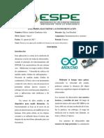 Informe_sensor Ultrasónico 3unidad