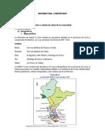Informe Final Comunitario