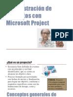 Administración Proyectos