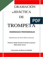 Trompeta.ep.2011 Programacion Valladolid