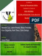 Presentacion Mesa Redonda JVG