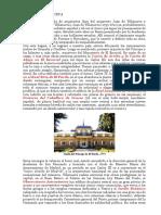 Analisis Estilistico Arquitectura Museo El Prado Juan de Villanueva y El Museo Del Prado