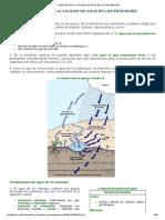 Calidad de Agua Piscicultura FAO