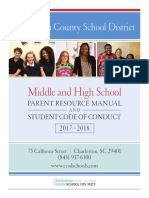 studentcodeofconduct middle high-4 2017-18