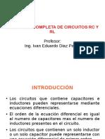 Respuesta Completa RC y RL Por el Docente IVAN DÍAZ /UEB