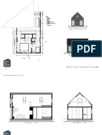 Kapiti Hut Concept Plans