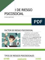 Factor de Riesgo Psicosocial by Elomrtz