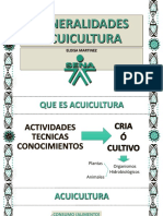 Generalidades Acuicultura by Elomrtz