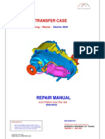 Transfer Case Electrical Rm