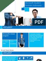 Introducing MSP