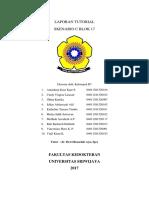 Laporan Tutorial Kelompok b7 Blok 17 Skenario c